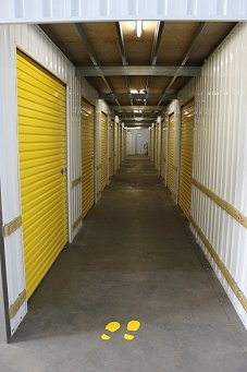 Newport Self Storage Units