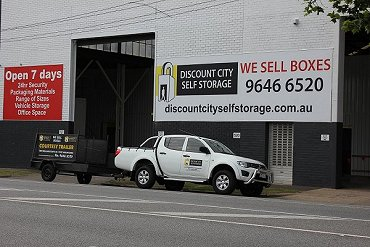 Discount City Self Storage